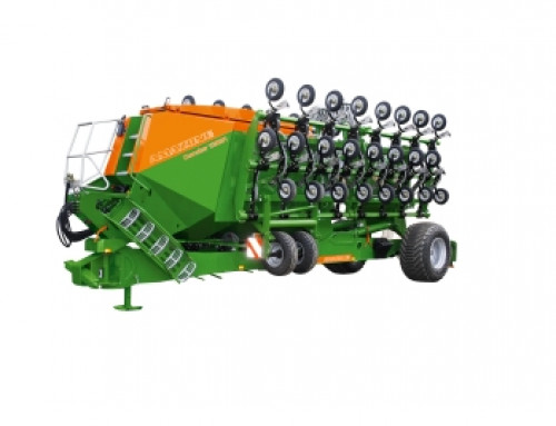 Condor trailed seed drill
